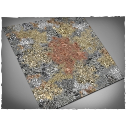 4ft x 4ft, Realm of Metal Theme Mousepad Games Mat