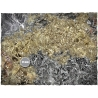 4ft x 6ft, Realm of Metal Theme Cloth Games Mat