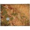 3ft x 3ft, Realm of Beasts Theme Cloth Games Mat