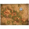3ft x 3ft, Realm of Beasts Theme PVC Games Mat