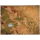 4ft x 4ft, Realm of Beasts Theme Cloth Games Mat