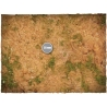 4ft x 4ft, Realm of Beasts Theme Mousepad Games Mat