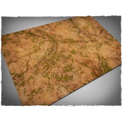 4ft x 6ft, Realm of Beasts Theme Cloth Games Mat