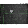 44in x 30in, Tomb World Theme Cloth Games Mat