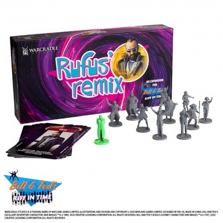 Rufus' Remix: Bill & Ted's Riff In Time Expansion