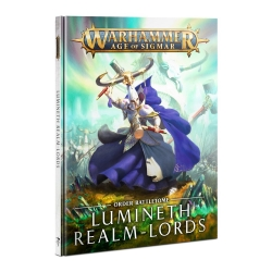 Battletome: Lumineth Realm-Lords Hardback - English