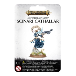 Lumineth Realm-Lords: Scinari Cathallar