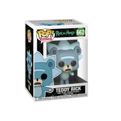 POP! Vinyl: Rick & Morty: Teddy Rick with Chase