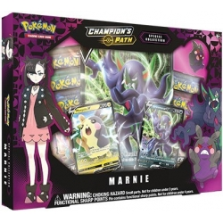 Pokemon TCG: Champion's Path Special Collection - Marnie (SWSH3.5)