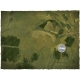 3ft x 3ft, Aerial Countryside Theme Mousepad Games Mat