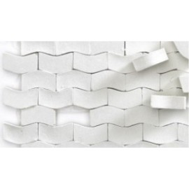 1:35 paving stones type w - light grey (500 pcs.)
