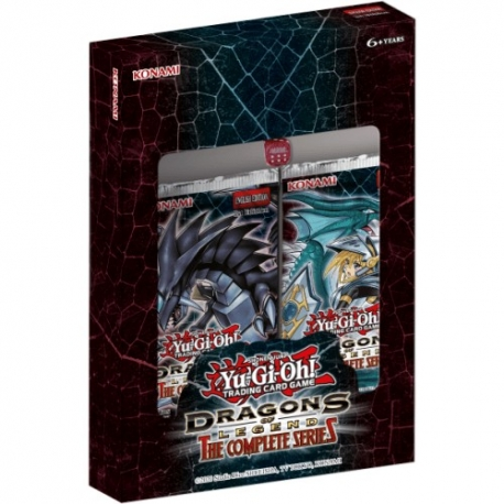 CDU YGO Dragons of Legend: The Complete Series