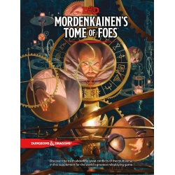 Mordenkainen's Tome of Foes: Dungeons & Dragons