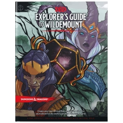 Explorer's Guide to Wildemount: Dungeons & Dragons