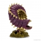 D&D Icons of the Realms Miniatures: Fangs and Talons - Purple Worm Premium Set