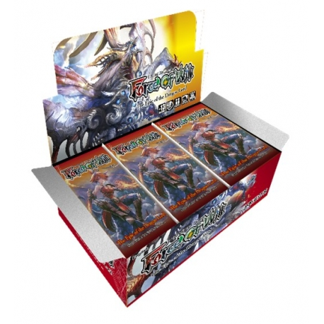 FOW The Epic of the Dragon Lord Booster Display