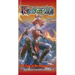 FOW The Epic of the Dragon Lord Booster Pack