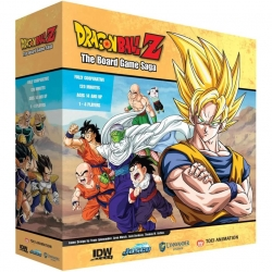 Dragon Ball Z: The Board Game Saga