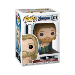 POP Marvel: Endgame - Thor w/Pizza
