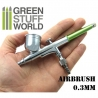 Dual-action GSW Airbrush 0.3mm
