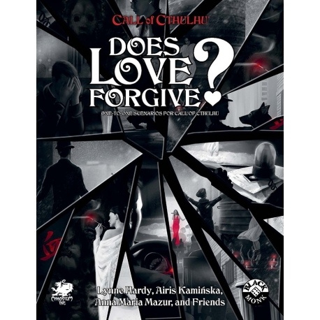 Call of Cthulhu: Does Love Forgive?
