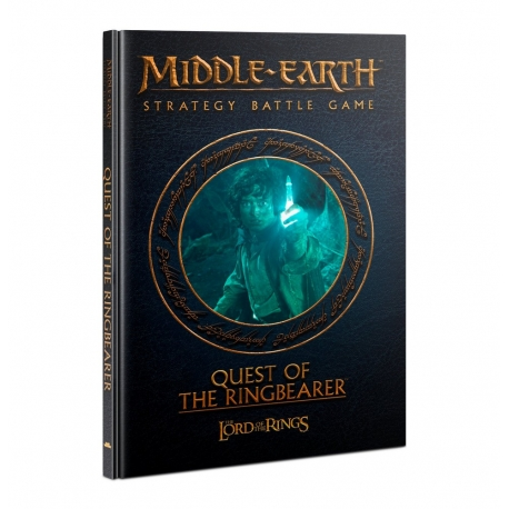 Middle-earth Strategy Battle Game: Quest of the Ringbearer - English