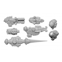Scourge A Weapon Pack