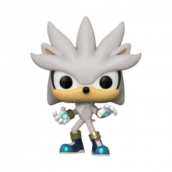 POP Games: Sonic 30th - Silver the Hedgehog