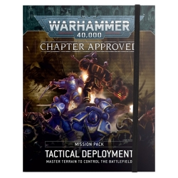Warhammer 40,000: Chapter Approved: Tactical Deployment Mission Pack - English