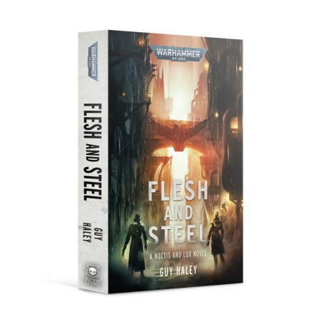 Flesh and Steel Paperback