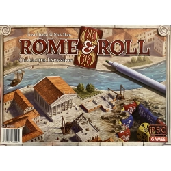 Rome and Roll Characters Expansion