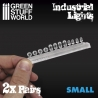 24x Resin Industrial Lights - Small