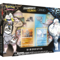 Pokemon TCG: Champion's Path Special Pin Collection - Circhester