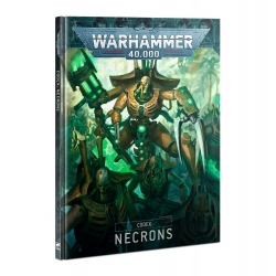 Codex: Necrons Hardback - English