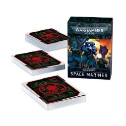 Datacards: Space Marines - English