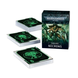 Datacards: Necrons - English
