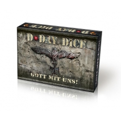 D-Day Dice 2nd Edition: Gott Mit Uns