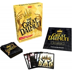 The Great Dalmuti: Dungeons & Dragons Card Game