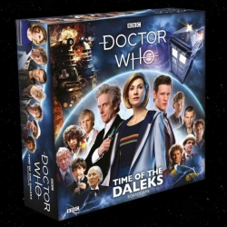 Doctor Who: Time of the Daleks (Updated Edition)