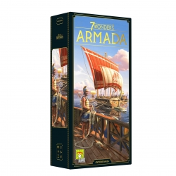 7 Wonders 2nd Ed: Armada Expansion