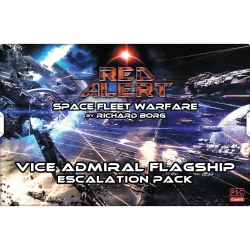Richard Borg's Red Alert: Vice Admiral Flagship Escalation Pack