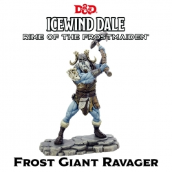 Icewind Dale: Rime of the Frostmaiden - Frost Giant Ravager