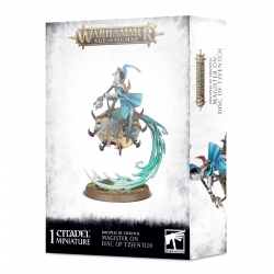 Magister on Disc of Tzeentch