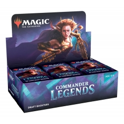 MTG: Commander Legends Draft Display Booster Box