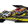 Micro Scalextric Law Enforcer Mains Powered Race Set