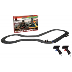 Micro Scalextric Race Karts (Mains Powered)