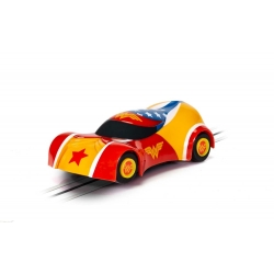 Micro Scalextric - Justice League Wonder Woman car