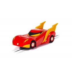 Micro Scalextric - Justice League The Flash car