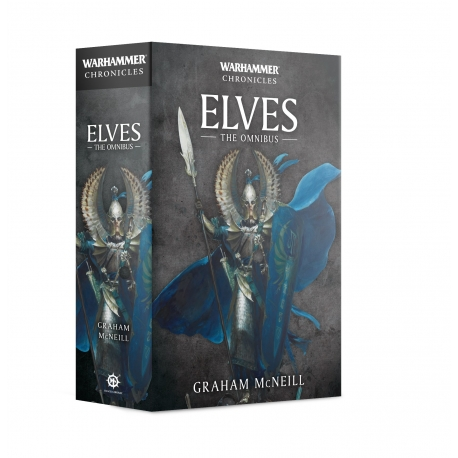 Warhammer Chronicles: Elves, The Omnibus Paperback