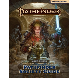 Pathfinder Lost Omens: Pathfinder Society Guide